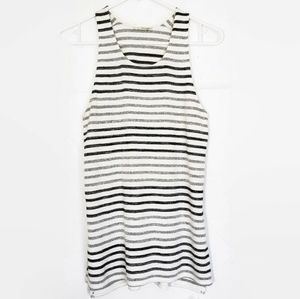 Aritzia Wilfred Free Striped Knit Tank Size XS